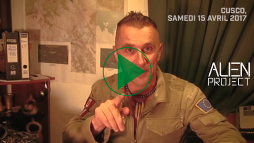 15/04/2017 Alien Project : Thierry Jamin répond aux questions