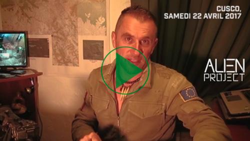 Alien Project : Thierry Jamin répond aux questions