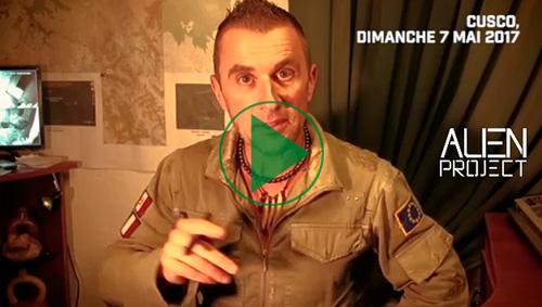 07/05/2017 Alien Project - Thierry Jamin répond aux questions