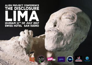 Alien Project : Trailer pour la conférence du 11 juillet à Lima
