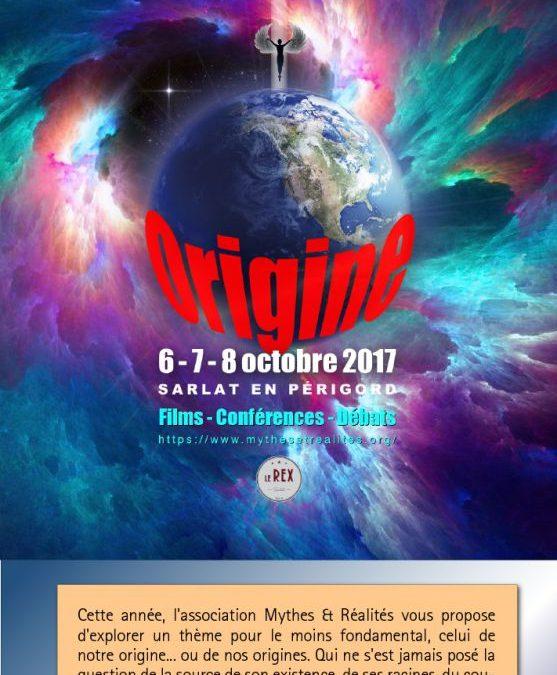 07/10/2017 – 15 h – Conférence ALIEN PROJECT à Sarlat