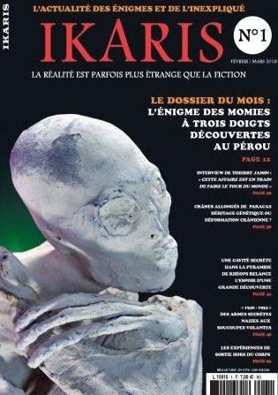 Alien Project in Ikaris n°1