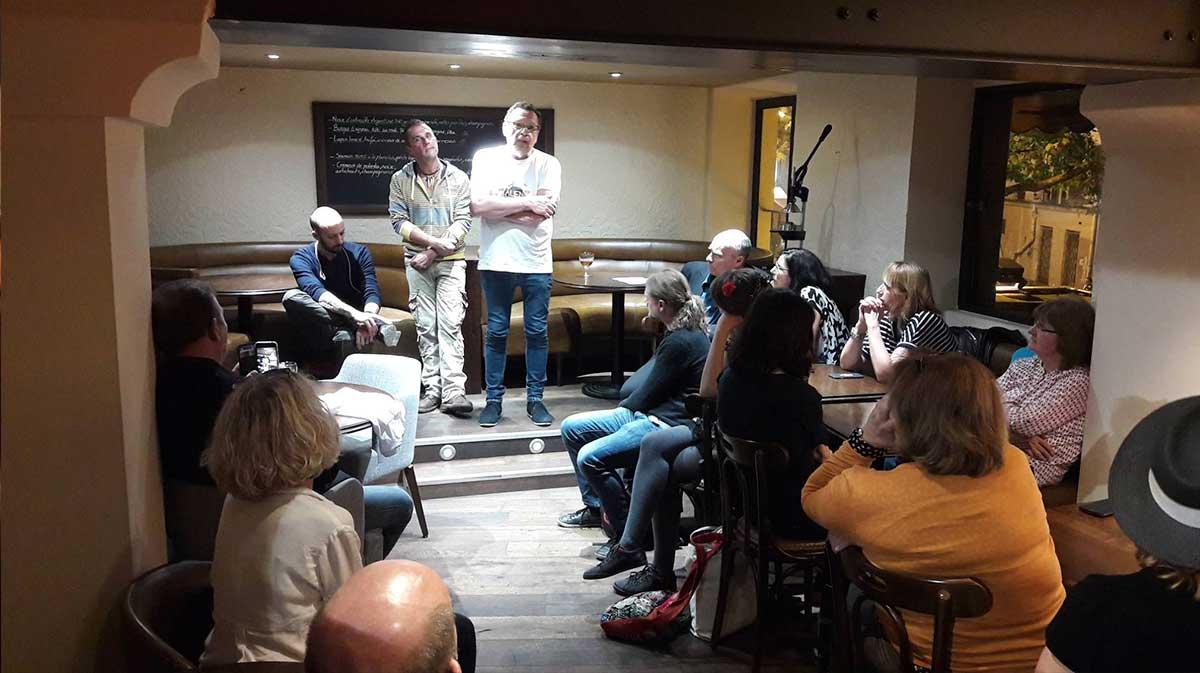 Meeting with Ululeurs Paris