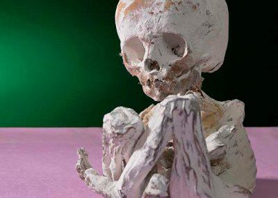 Wawita, humanoid discovered near Nasca